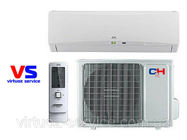 Кондиционер Cooper&Hunter CH-S09FTXTB-W ICY INVERTER NEW, фото 2