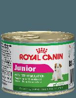 Корм Роял Канин Юниор Royal Canin Junior влажный для щенков до 10 месяцев 195 г