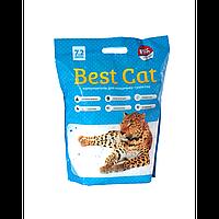 Бест Кет Best Cat силикагелевый наполнитель для кошачьего туалета с мятой 7,2 л (2,5 кг)