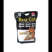 Бест Кет Best Cat силикагелевый наполнитель для кошачьего туалета без запаха 7,2 л (2,5 кг)
