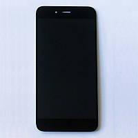 Дисплей Xiaomi Mi A1/Mi5x ксиоми с тачскрином (сенсором) в сборе, цвет черный