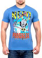 Мужская футболка с принтом Валимарк,модная С,M,L,XL
