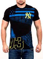 Мужская футболка с принтом Валимарк,модная С,M,L,XL наличие уточняйте