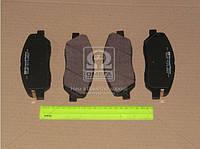 Колодки тормозные передние korando C