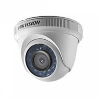 Камера turbo hd Hikvision 2мп DS-2CE56D0T-IRPF (2.8 мм)