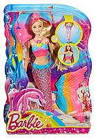"""Кукла Барби Русалочка """"Яркие огоньки"""" Barbie"""