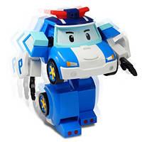 Robocar. Трансфомер Поли на радиоуправлении, 22см (83090)