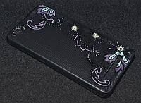 Чехол силиконовый Xiaomi Redmi 4a,Tatoo (Ксиоми редми 4а, чехол-накладка, бампер, защита для телефонов, кейс )