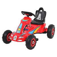 Детская Педальная Машина Карт M 1559-3