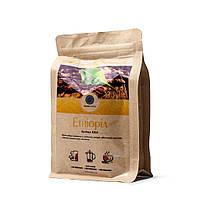 """Кофе зерновой Арабика 100% """"Эфиопия""""  1 кг."""