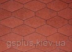 Бітумна черепиця IKO Diamant Tile Red, фото 2