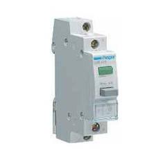 Выключатель кнопочный, 230В/16А, 1НО+1НЗ, 1м (Hager)