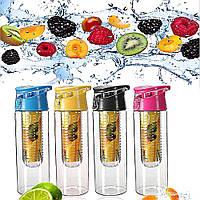 """Бутылка для питья """"фруктовый Инфьюзер"""" 700мл, фото 1"""