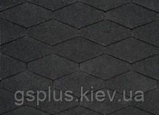 Бітумна черепиця IKO Diamant Black, фото 2
