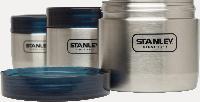 Набор пищевых контейнеров Stanley Adventure: 0.41 Л, 0.65 Л, 0.95 Л стальной
