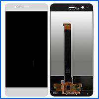 Дисплей (экран) для Huawei P10 Plus с тачскрином в сборе, цвет белый