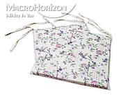 Подушка на стул на молнии 40*40 см Provense Lilac