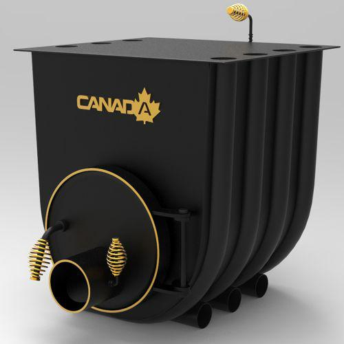 Печь булерьян с плитой Canada Тип 02