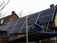 Новая станция 10 кВт - два дня монтажа и бизнес работает.