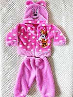 """Детский костюм для сна с рисунком """" Минни Маус"""""""