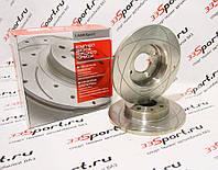 Тормозные диски 2108 LADA SPORT (насечки)