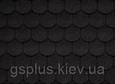 Бітумна черепиця IKO Victorian Black, фото 2