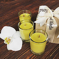 """Ароматная Массажная свеча """"Ванильный вечер"""" с натуральными маслами"""