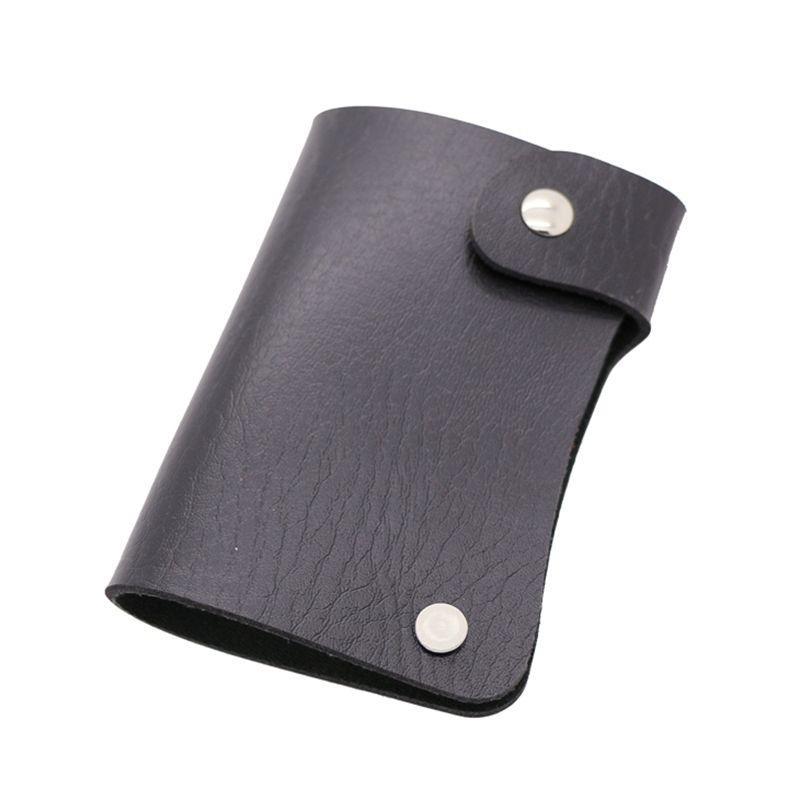 Кошелёк для кредитных карт кардхолдер черный