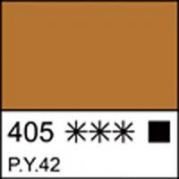 Краска акриловая Сонет сиена натуральная 75мл ЗХК
