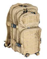 Рюкзак USA Assault I 30L , coyote-tan. MFH Германия