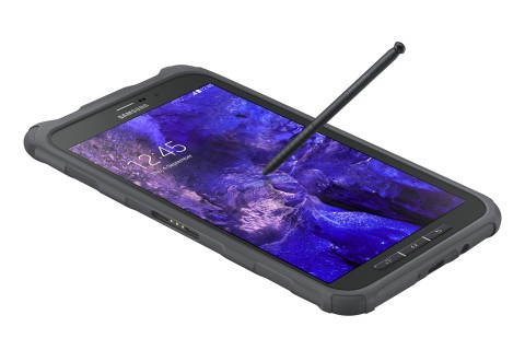Samsung Galaxy Tab Активі - перший захищений планшет