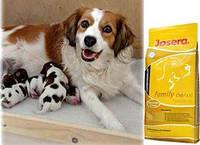 Йозера Фемили корм для беременных, кормящих сук и щенков с 3-х недель 15 кг