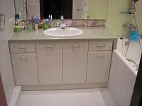 Столешница для ванной комнаты из искусственного камня Hanex.