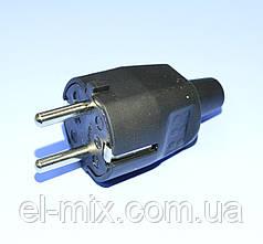 Мережева Вилка євро IP44 16A/250V Kemot URZ3174