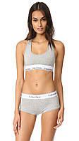 Женский комплект нижнего белья Calvin Klein (топ + шорты)