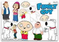 Stickers Pack Family Guy, Гриффины #57