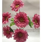 Искусственные цветы.Искусственный букет ромашка.