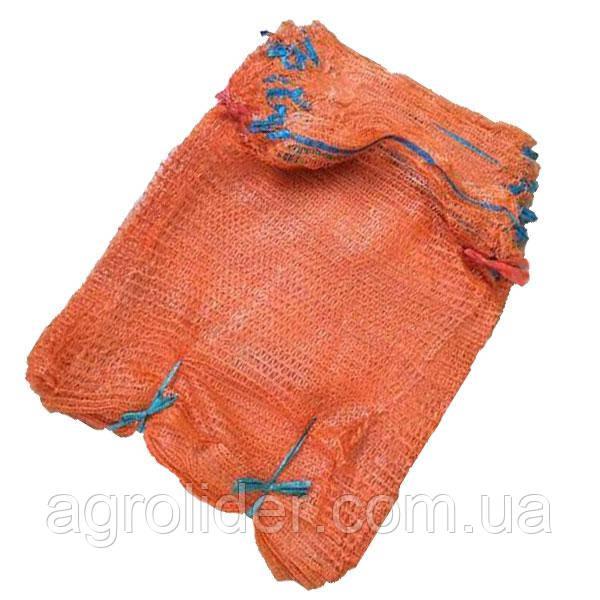 Сетка-мешок овощная 40х60 (до 20 кг) Красная