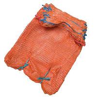 Сетка-мешок овощная 40х60 (до 20 кг) Красная, фото 1