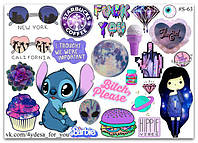 Stickers Pack #63