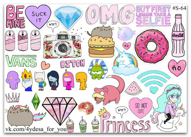 Stickers Pack #64