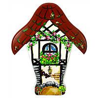 Ключница из дерева Париж