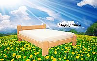 Кровать двухспальная Маргаритка, фото 1