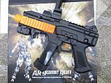 Игровой автомат виртуальной реальности AR Game Gun (Black, black with bullets), фото 2