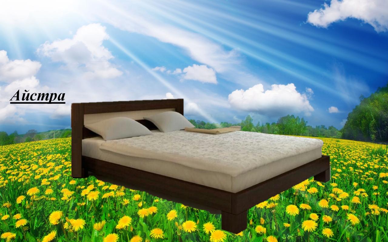 Кровать двухспальная Айстра