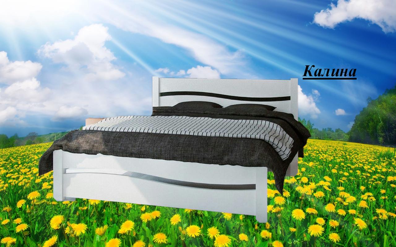 Кровать двухспальная Калина