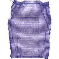 Сетка-мешок овощная 42х63 (до 24 кг) Фиолетовая, фото 1
