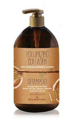 Шампунь для объема c коллагеном и экстрактом бамбука Kleral System Volumizing Shampoо,1000 мл