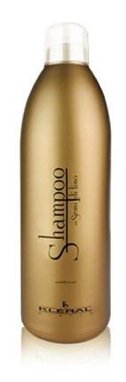 Шампунь на основе льна Kleral System Semi di lino shampoo, 1000 мл