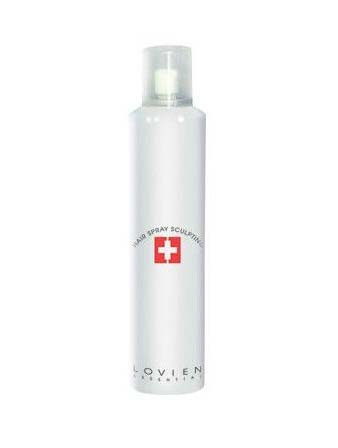 Лак для волос без газа Lovien Essential Hair spray sculpting, 350 мл